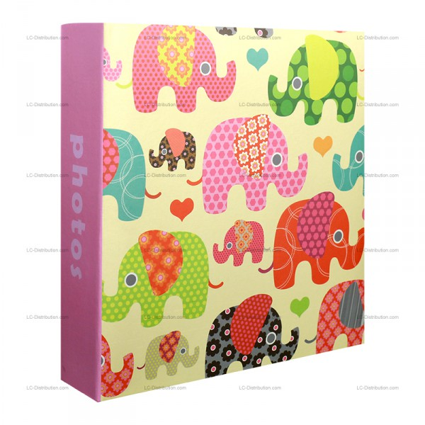 album photo pochettes album photo naissance 10x15 animals. Black Bedroom Furniture Sets. Home Design Ideas