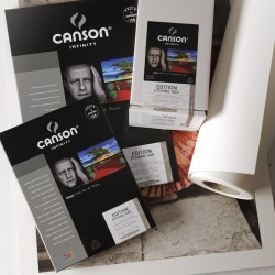 Canson Infinity Edition Etching Rag 310 gr A4