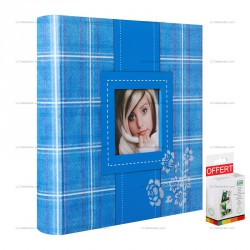 Album photo traditionnel Fresh Color 100 pages blanches