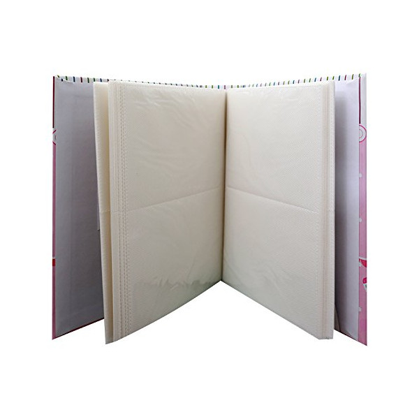 Album photo pages blanches