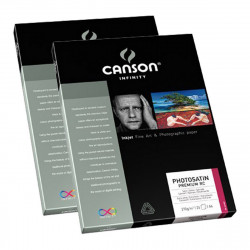 Canson Infinity Photosatin Premium RC 270 gr A4