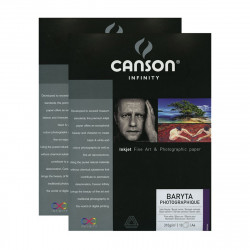 Canson Infinity Baryta Photographique 310 gr A4