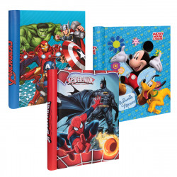 Album Photo Enfant adhésif Disney Super Heroes & Mickey 40 Pages Blanches