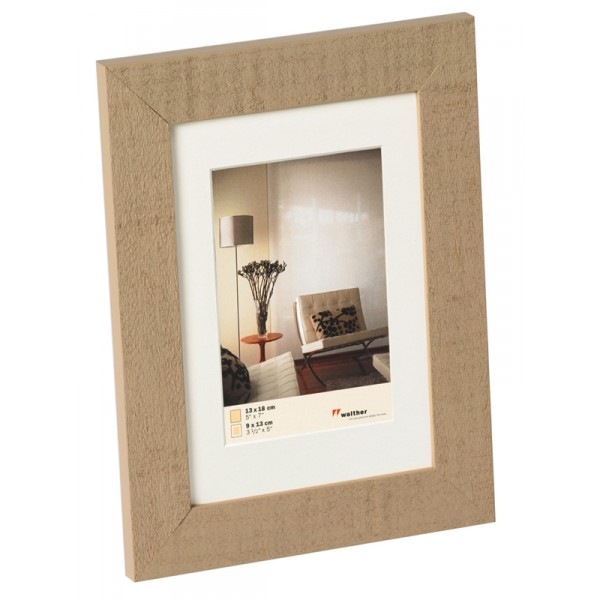 Cadre Walther Bois 15x20 Beige